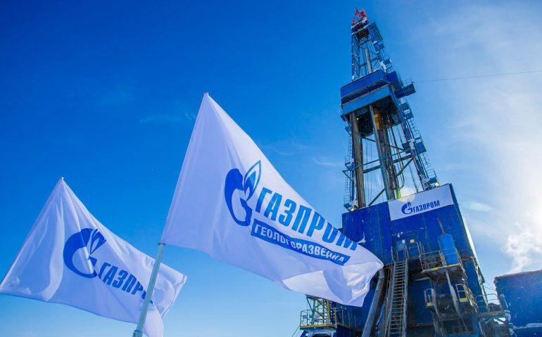 Gazprom bought