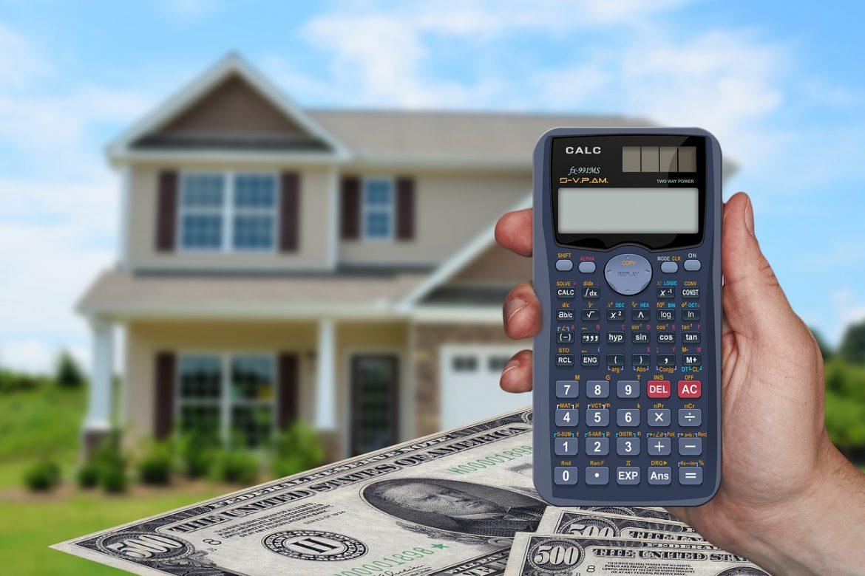 оценочную стоимость дома