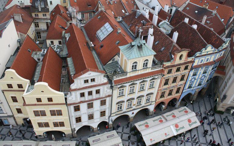 коммерческая недвижимость Праги