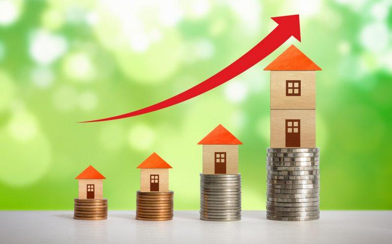 стоимость жилой недвижимости