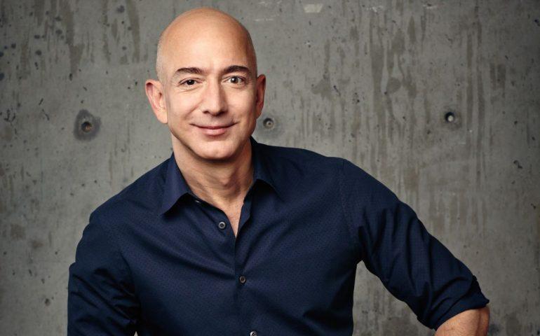 основатель amazon