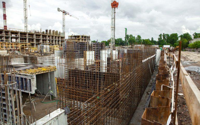 строительство жк в Москве