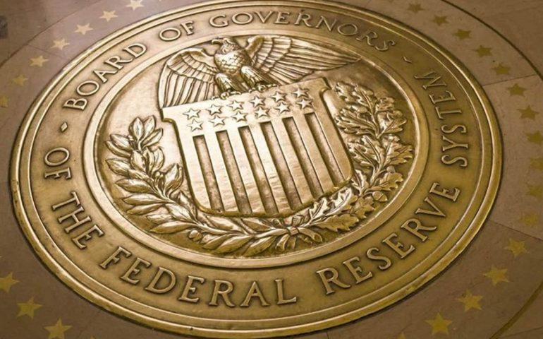 процентная ставка ФРС США