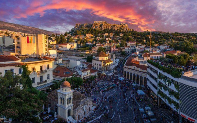 жилье в Греции