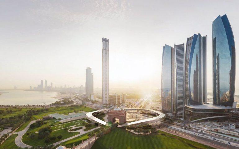 столица Объединенных Арабских Эмиратов